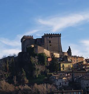 Soriano nel Cimino   Castello Orsini